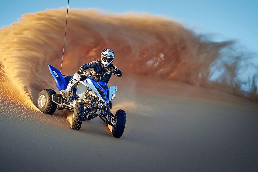 2015 Yamaha Raptor 700R - In Desert