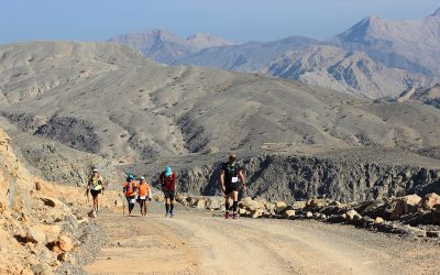 The Joys and Thrills of Ultra Trail Running at Hajar 100