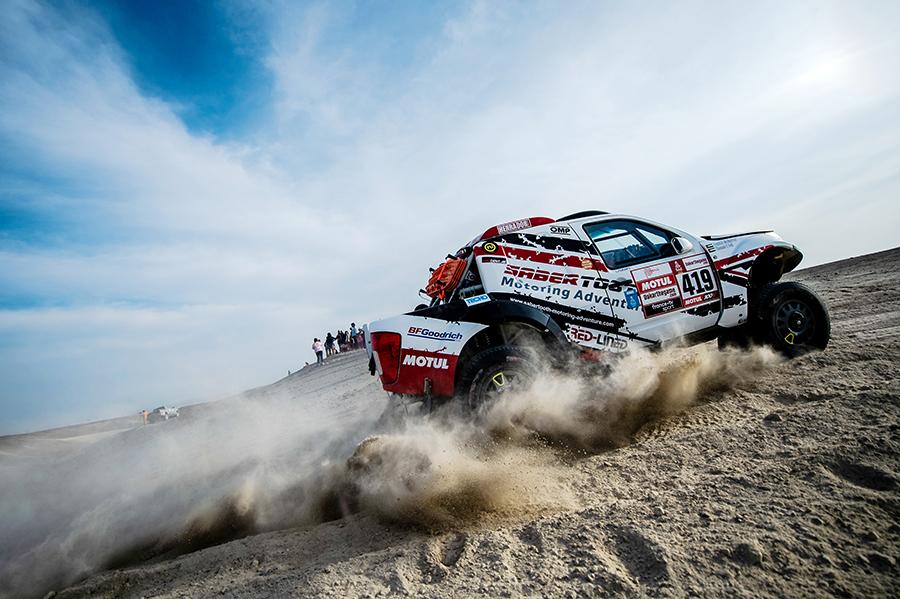 Thats The Back of Dakar2