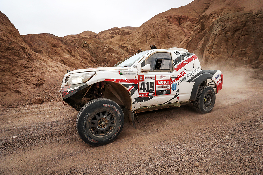 Thats The Back of Dakar3