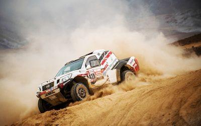 That's the Back of Dakar!