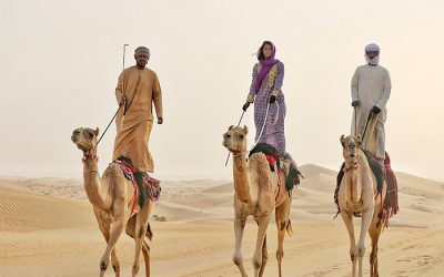 The Camel Trek – 700km Through the Desert of the UAE
