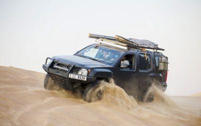 The Off-Roaders Corner: Anas Mahmoud – Nissan Xtera