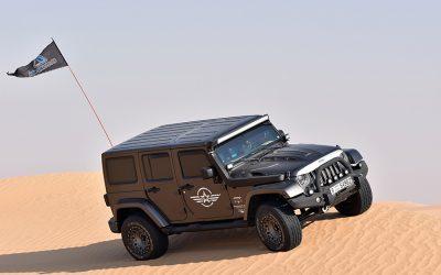 The Off-Roaders Corner: Naeem Abubaker Mulla – Jeep Wrangler