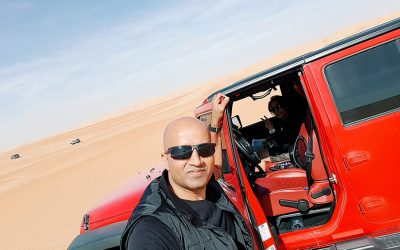 The Off-Roaders Corner: Vaidyanathan Sathyan – Jeep Wrangler