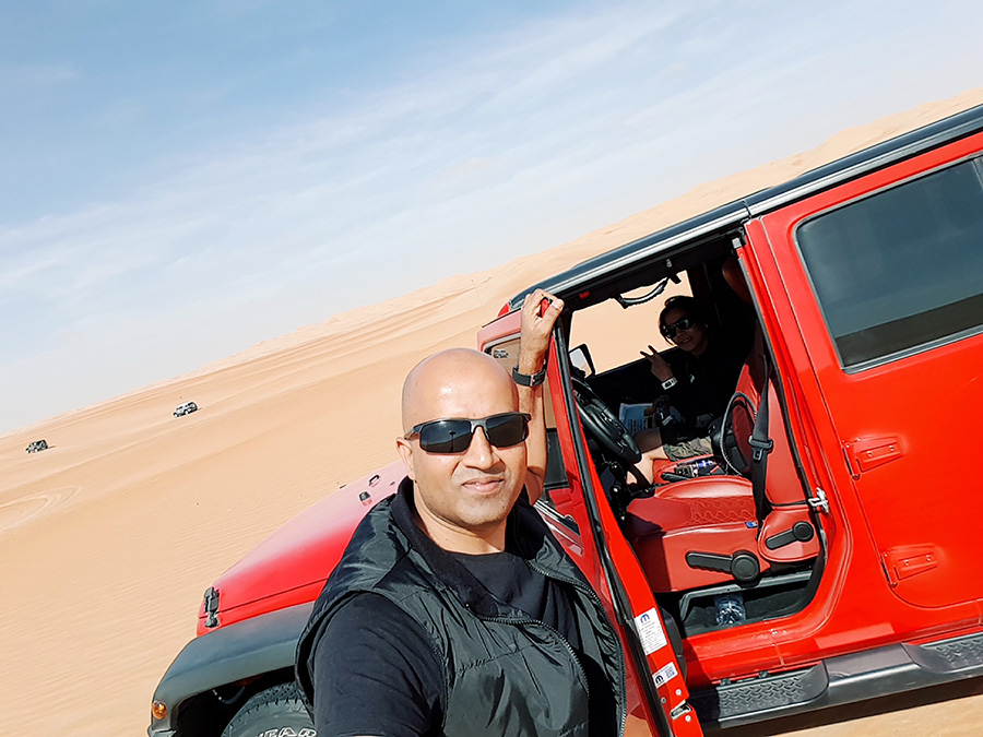 The Offroaders Corner Vaidyanathan Sathyan _Jeep Wrangler_4