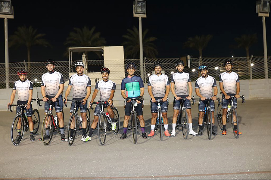The beauty behind a cycling team_2