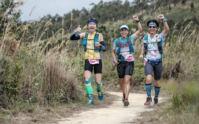 Victoria N80 Race – Peaks and Pukes