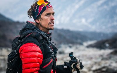 What Ryan Sandes learned while running 24 days into the unknown