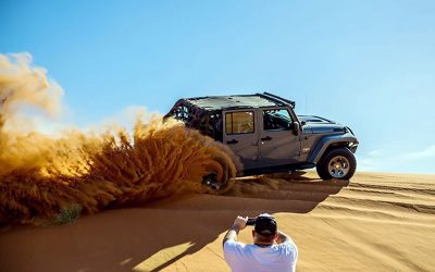 The Off-roaders Corner: Mohamed Al Rayyes